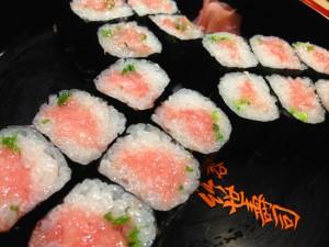 巻き物寿司