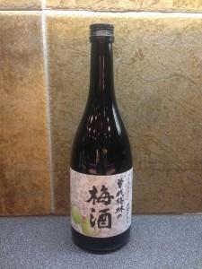 曽我梅林の梅酒