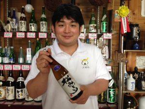 中澤酒造11代目蔵元